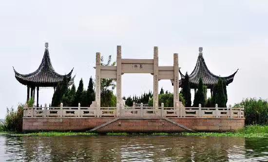 游锦溪:陈墓凭吊-木子李笔记